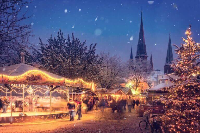 Kulturdschungel: Weihnachten in Europa